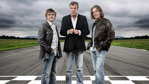 Top Gear's Big Send-off Special