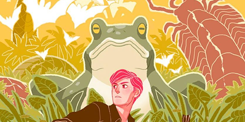 A 'Ribit'ting tale: discovering a new frog species