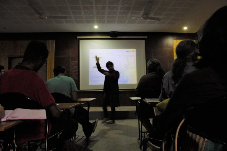 Crafting a way through Education