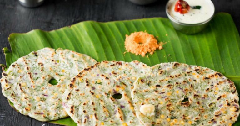 Mission Road's Akki rotti uncle and the famous red chutney