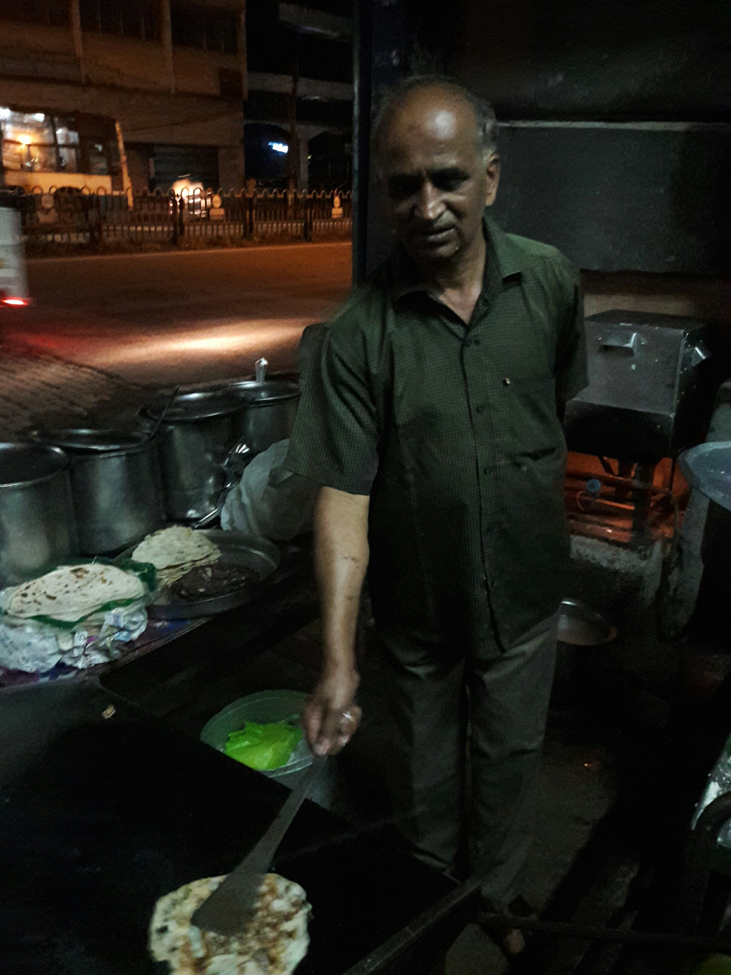 Shankar anna aka akki rotti uncle
