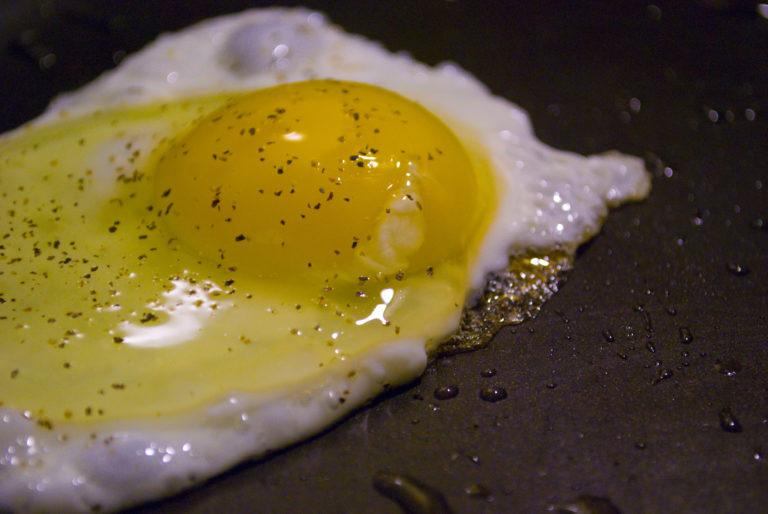 We are egg-etarians